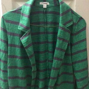 Nordstrom sweatshirt blazer